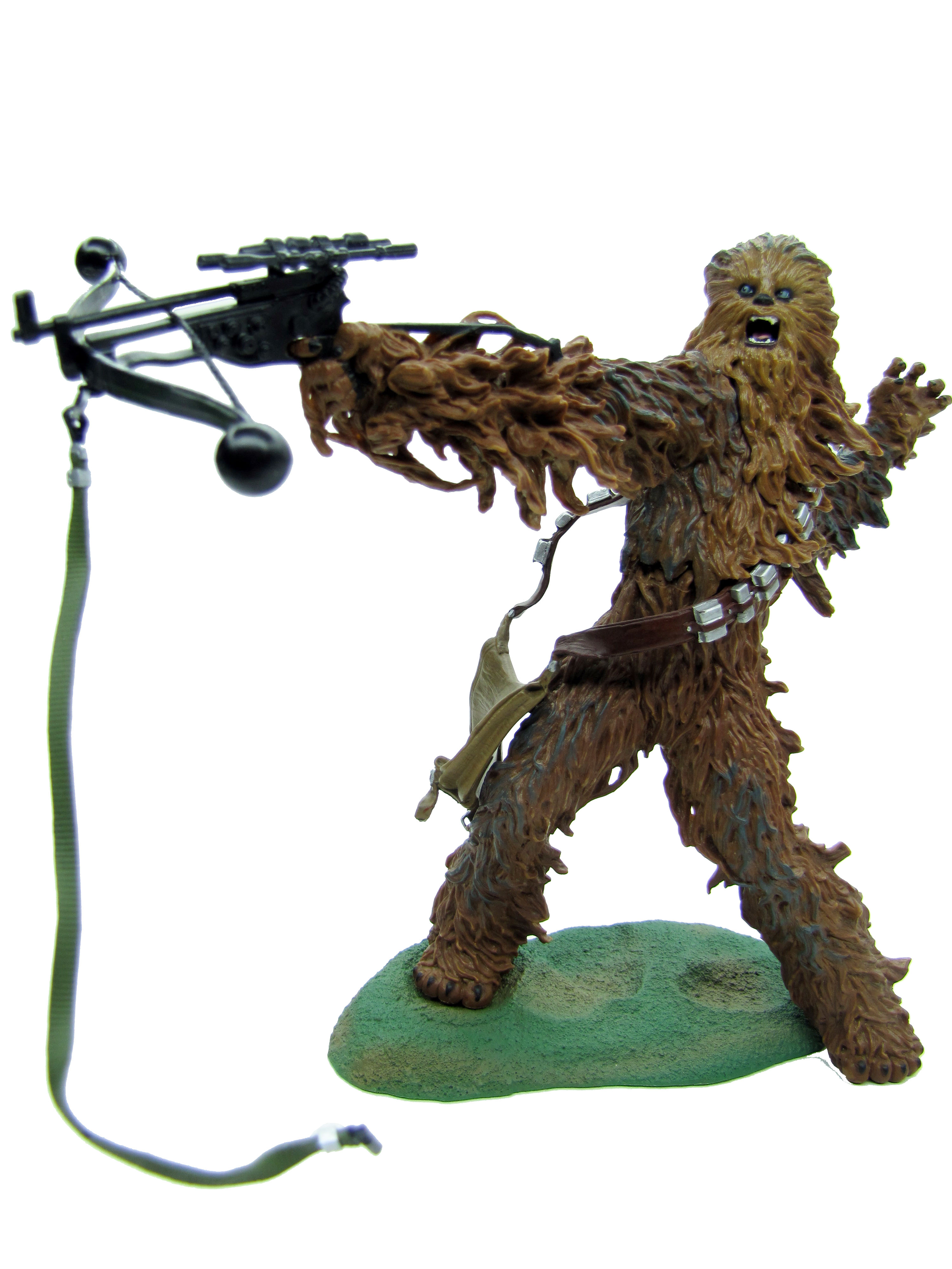 2004 Star Wars Unleashed CHEWBACCA Complete